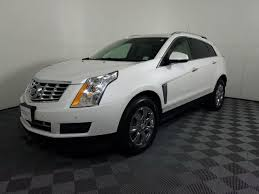 cadillac srx pearl white pine belt cadillac and used vehicles in toms river nj