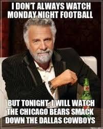 Funny Chicago Bears Memes - bears cowboys meme cowboys best of the funny meme