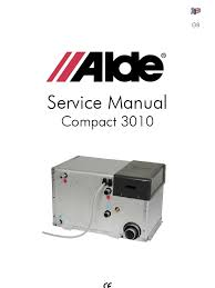alde 3010 service hvac water heating