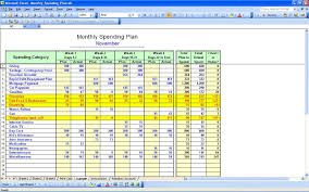 Family Budget Spreadsheet 100 Free Budget Template Excel Festival Budget Template