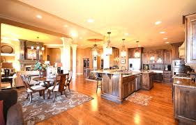 awesome open floor plan design ideas gallery home fancy interior