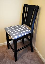 How To Upholster Dining Room Chairs by Decor Reupholster Dining Room Chair To Save Money How To Recover