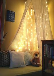 Canopy Bed Curtains Ikea by Glamour Ikea Net Fairy Lights For Romantic Bedroom Sweet Home