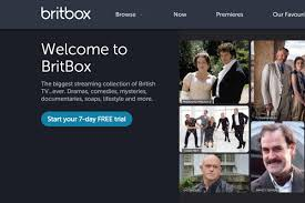 britbox homepage britbox a streaming service for british tv from bbc and itv