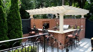 outdoor kitchen ideas for small spaces innovation inspiration outdoor brick kitchen designs design 20
