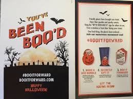 a favorite halloween tradition boo kits