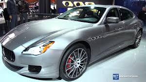 maserati quattroporte 2015 interior 2016 maserati quattroporte gts exterior and interior walkaround