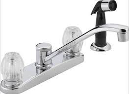 delta single handle kitchen faucet repair delta two handle kitchen faucet repair ellajanegoeppinger