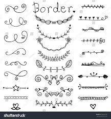ornamental lines stripes doodle free stock vector 756226102