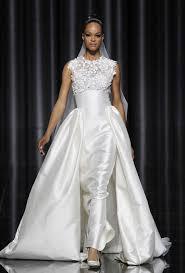 high wedding dresses 2011 pronovias wedding dresses fall 2012 bridal runway shows