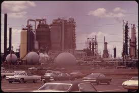 Refineries In Usa Map by Bayway Refinery Wikipedia