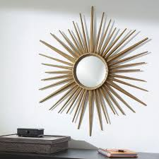 Target Wall Mirrors by Mirrors Sunburst Mirror Target Gold Starburst Mirror Star