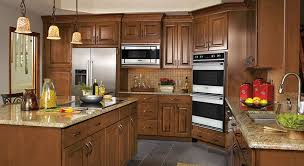 rustic birch kitchen cabinets mf cabinets
