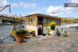 airbnb houseboats this houseboat under the eiffel tower on airbnb might just be the