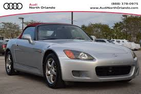 honda convertible used 2002 honda s2000 for sale sanford fl jhmap11412t002508