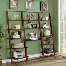 Ladder Shelving Unit How To Decorate A Ladder Shelf Amiphi Info