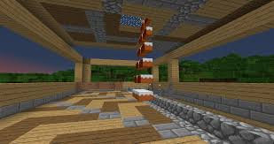 my staircase for my survival house yes it does work minecraft