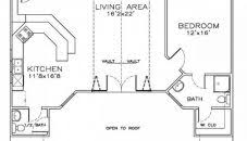 Pool Guest House Plans Cabana With Garage Under Soiaya Pool And Guest House Plans