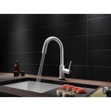 brizo solna kitchen faucet brizo 64020lf pc solna polished chrome pullout spray kitchen