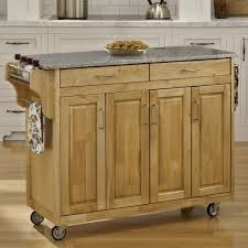 kitchen islands with granite tops august grove regiene kitchen island with granite top reviews
