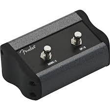 mustang 3 v2 fender 2 button footswitch for mustang amps black guitar center