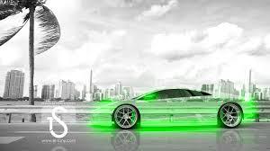 Lamborghini Murcielago Lime Green - lamborghini murcielago crystal city car 2013 el tony