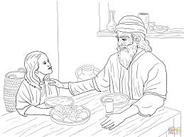megillat esther online esther and mordecai coloring page free printable coloring pages