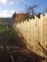 cloture jardin bois clôtures et palissades de jardin modernes gardens fences and patios