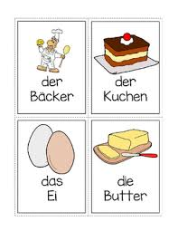 german song backe backe kuchen by learn german with tpt