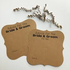 advice cards for and groom advice cards for the groom wedding advice cards