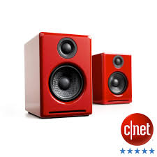 Attractive Computer Speakers Hd6 Wireless Speakers Audioengine