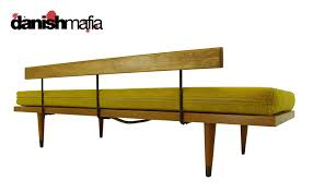 New Mid Century Modern Furniture by Vintage Mid Century Modern Sofa Couch Daybed Day Bed Nr Danish Mafia