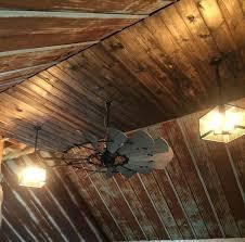 outdoor windmill ceiling fan rustic outdoor ceiling fans led indoor outdoor bronze ceiling fan