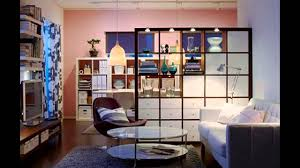 living room design divider decoraci on interior