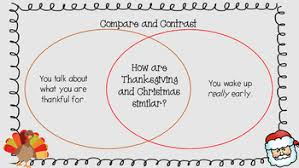 compare and contrast thanksgiving vs by sleepless in