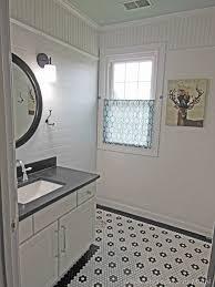 traditional bathroom floor tile and white traditional bathroom renovation