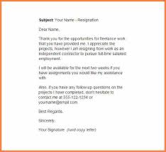 6 employee resignation letter template resign letter job
