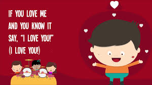 if you love me and you know it valentine songs for kids