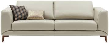 canapes bo concept canapé d angle modulable contemporain en cuir fargo by