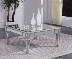 silver mirrored coffee table mirrored coffee table elegant z gallerie mirrored coffee table for