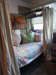 Best Net Curtains For Privacy Best 25 Curtains Around Bed Ideas On Pinterest Christmas Lights