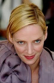 uma thurman kill bill haircut u s actress uma thurman smiles during a photocall for kill bill
