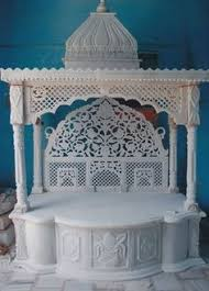 Marble Temple Home Decoration Puja Or Prayer Room Is A Cosmic Antenna That Is Full Of Positive