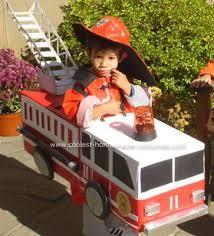 Tow Mater Halloween Costume Coolest Fireman Firetruck Costume Firemen Firetruck