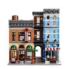 Lego Office 10246 Detective U0027s Office Lego Town Eurobricks Forums