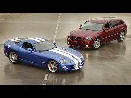 2006 dodge viper srt10 coupe u0026 2006 dodge magnum srt8 1280x960