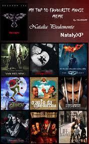 top 10 movies by natalyxp on deviantart