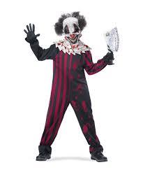 Clown Costumes Clown Killer Kids Costume Boy Clown Costumes