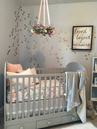 Owl Curtains For Nursery by A Serene And Calming Nursery For Selah Grace Metallic Blankets