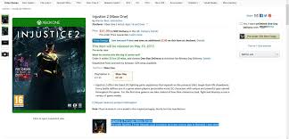xbox one amazon black friday fallout 4 and gears of war injustice 2 where to preorder in the uk ign